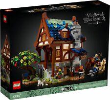LEGO® Ideas 21325 Mittelalterliche Schmiede NEU OVP BLITZVERSAND!