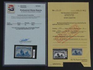 Nystamps US Stamp # 233A Mint OG $19000 PF & PSE Certificate Major rarity y15yj