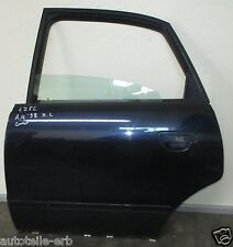 AUDI A4 B5 Limo ab Bj 1997 Fondtür Tür HL Hinten Links LZ5L Mingblau - EJ095