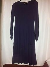 Hammock and Vine ladies deep purple dress size S