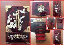 Porta gioielli gioie vintage: portagioie - display jewellery anni 90, 2000 legno