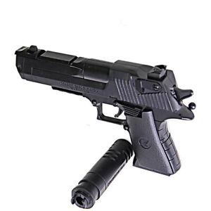 Toys guns pistol model weapon Revolver for boys gift Desert New building blocks