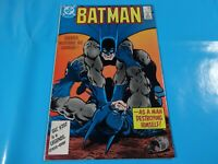 Batman # 402 issue DC Comic book Bronze 1st print