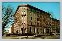 The Methodist Building, Chrome Washington DC Postcard