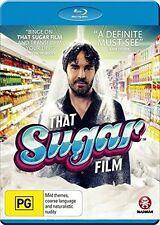 THAT SUGAR FILM (2014 Stephen Fry)  -  Blu Ray - Sealed Region B