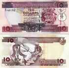 Solomon Islands 10 Dollars 2008, UNC, Polymer, P-27b, Prefix C/3