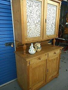 Beautiful European Kitchen dresser
