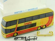 Rietze 60253 Setra S 328 Dt Lyngby Denmark Dk Travel Bus RAR Boxed 1610-30-19