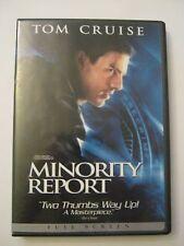 Minority Report - Tom Cruise (2002 Dvd) (015-12)
