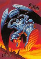 CARDIAC / Spider-Man Fleer Ultra 1995 BASE Trading Card #11