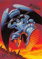 CARDIAC / Spider-Man Fleer Ultra 1995 BASE Trading Card #11