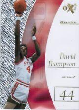 2012-13 DAVID THOMPSON EX 2001 FLEER RETRO INSERT MINT RARE!