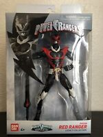 "POWER RANGERS IN SPACE LEGACY COLLECTION: 6"" IN SPACE PSYCHO RED RANGER NEW"