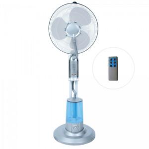 Ventilatore Rugiada con nebulizzatore purificatore d'aria a piantana 75W esterno