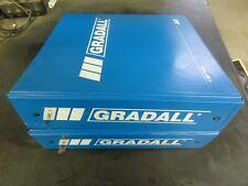 Gradall XL3100 Hydraulic Excavators Combined Service Manual