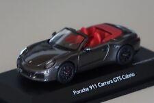 Porsche 911 (991) Carrera GTS Cabrio 1:43 Schuco 7577 neu & OVP
