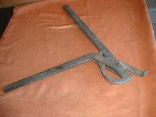 Rohrbiegezange 18 mm Rohrbieger 55 cm lang  2560