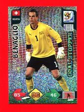 SOUTH AFRICA 2010 - Adrenalyn Panini - Card Goal Stopper - BENAGLIO - HELVETIA