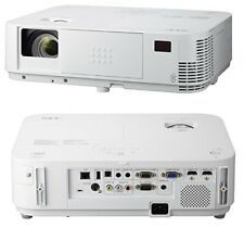 NEC NP-M403HG 3D Beamer Business DLP Projektor FullHD 4000 ANSI-Lumen HDMI LAN