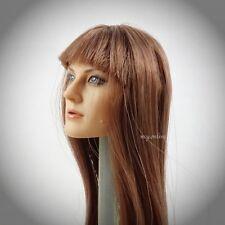 Hot Toys Watchmen SILK SPECTRE II Figure 1/6th Scale HEAD SCULPT