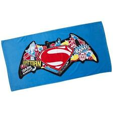 Batman - v Superman Plage Coton / Serviette de bain - Neuf et Officiel DC Comics