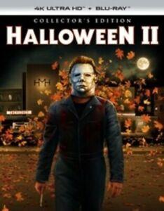 Halloween II 2   - ULTRA 4K HD Blu Ray    - sealed