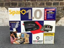 SyQuest SparQ 1.0 GB External Removable Cartridge Hard Drive - Parallel Port