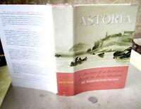 ASTORIA,1964,Washington Irving,Illustrated,DJ