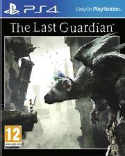 THE LAST GUARDIAN JEU PS4 NEUF