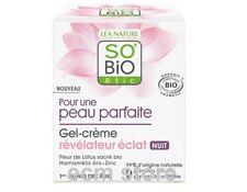SO'BiO étic Gel-crème révélateur éclat Nuit pour une Peau Parfaite 50 ml /EBIF