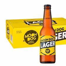 Moon Dog Lager 330ml Bottles (24 Pack)