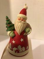 Hallmark Keepsake ornament St. Nick 2006 Santa Christmas tree handcrafted