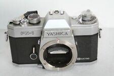 YASHICA FX-1  35 MM FILM CAMERA BODY : SPARES / REPAIR