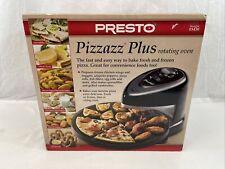 New listing Brand New Presto 03430 Pizzazz Plus Rotating Oven