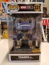 Funko Pop Thanos with Throne 331 Marveo Studios The First Ten Years