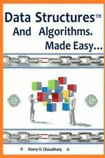 Data Structures and Algorithms. : Made Easy., Paperback by Choudhary, Harry H...