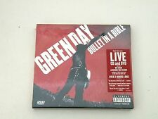 GREEN DAY - BULLET IN A BIBLE - CD + DVD FREE ZONE DIGIPACK 2005 - NUOVO/NEW