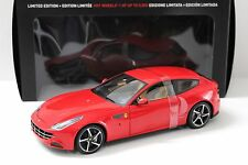 1:18 Elite Ferrari FF red NEW bei PREMIUM-MODELCARS