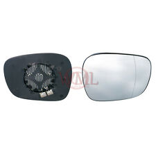 BMW X3 2011 - > 2014 porte a Specchio Di Vetro Argento Asferico, Riscaldato & Base, lato destro