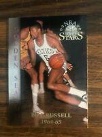 1996-97 Topps Stars  Golen Season #90 Bill Russell Boston Celtics NrMt