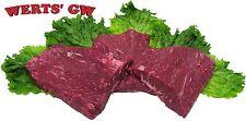 Boneless Flat Iron/Flatiron Steaks-5 lb. Box-Corn Fed Angus-Nebraska Processed