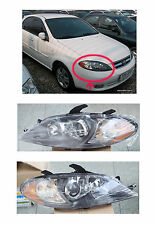 GENUINE HEADLIGHT LAMP ASSY 96802929 96802930 CHEVY GM DAEWOO 2007-10 LACETTI 5D