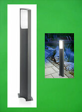 LED Gartenleuchte Weglampe Außenlampe Gartenlampe Standlampe 230 V Aluminium NEU