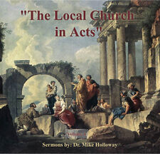 The Local Church in Acts Vol. 1 KJV Preaching CD's