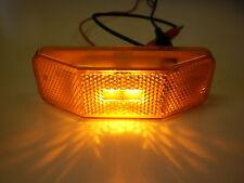Amber LED Marker Light Bargman 99 Truck Trailer RV 225