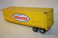 Vintage ERTL Kraft Velveeta Semi-Trailer
