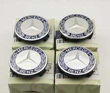 1Pcs Mercedes Benz Car Case Caps Cover Wheel Emblem Hub Center 75mm