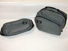 KJD LIFETIME saddlebag liners for R1200RSW/RS/R, S1000XR, F800GT cases (Gray)