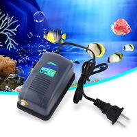 220V High Energy Efficient Aquarium Oxygen Fish Air Pump Tank Super Silent OB