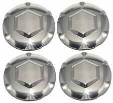 "NEW 2002-2007 GMC ENVOY XL XUV N80 17"" Wheel Hub CHROME Center Cap SET of 4"